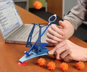 Desktop Catapult