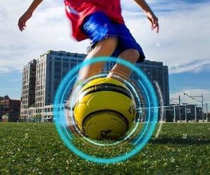 DribbleUp Smart Soccer Ball