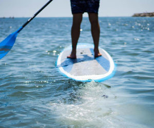 Electric Stand-Up Paddle Board