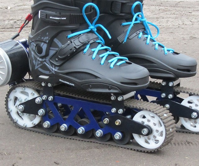electric off road rollerblades