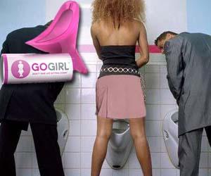 Female Urination Funnel
