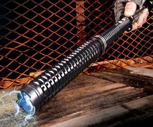 5 Million Volt Stun Gun Flashlight Baton