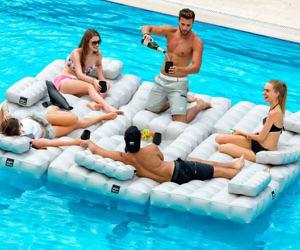 Modular Inflatable PoolPatio Furniture