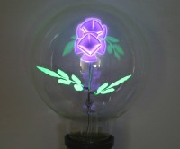 Flower Filament Light Bulbs