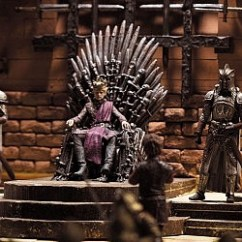 Iron Throne Chair Backboard Hanging Domayne Room Playset