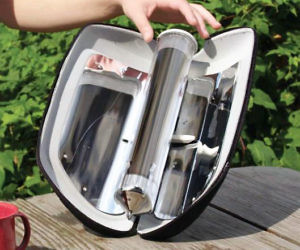 GoSun Packable Solar Cooker