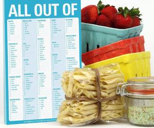 Grocery Shopping Checklist