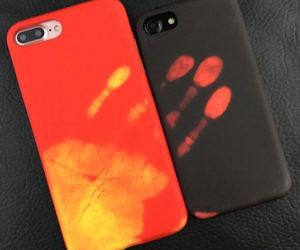 Heat Sensitive iPhone Case