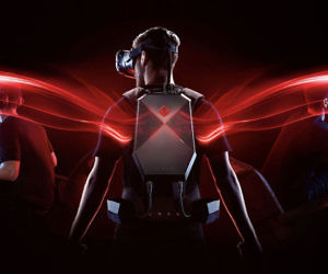 Omen X Virtual Reality Gaming Backpack