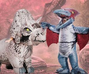 Inflatable Jurassic World Costumes