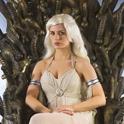 Iron Throne Chair Backboard Child Wooden Rocking Made Of Dildos
