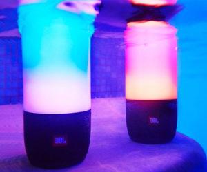 Lightshow Waterproof Bluetooth Speaker