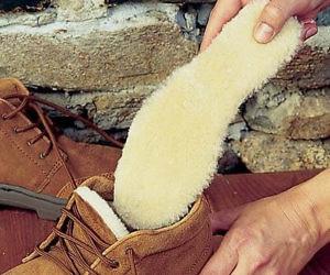Lamb's Wool Insoles