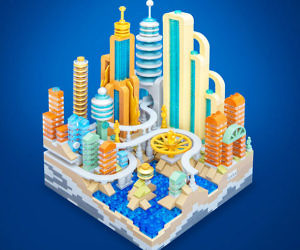 LEGO Micro Cities Book