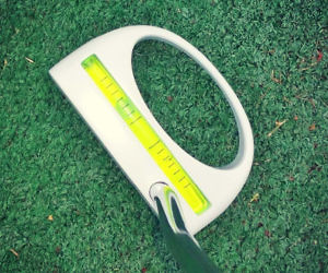 Level Golf Putter