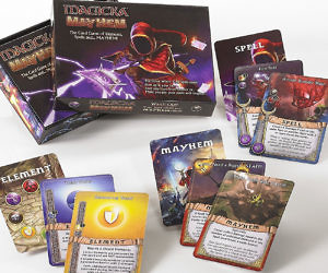 Magicka Mayhem Wizardry Card Game