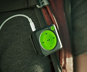 Phone-Free Music Streaming Device