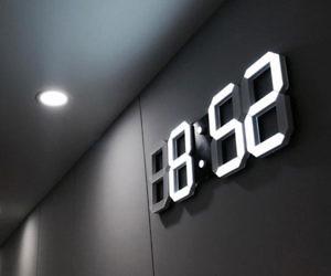Modern LED Wall Clock