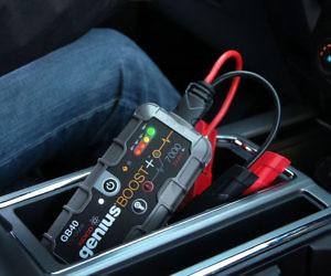 NOCO Portable Car Battery Jump Starter