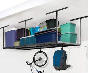 Overhead Garage Rack