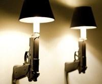 Pistol Lamps