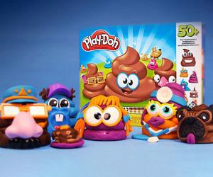 Play-Doh Poop Troop Playset