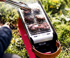 Portable Outdoor Charcoal Grill
