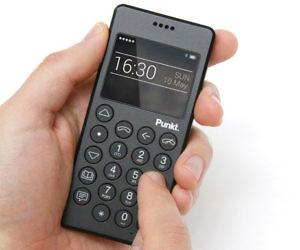 Punkt MP 01 Minimalist Mobile Phone