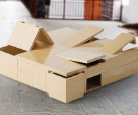 Puzzle Box Coffee Table