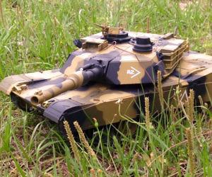 Remote Control Airsoft Battle Tanks