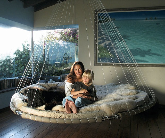 Trampoline Bed for Kids  Make Your Home Beautiful