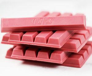 Ruby Chocolate Kit Kat Bars