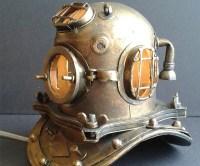Scuba Diver Helmet Lamp