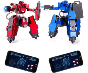 Smartphone Controlled Battle Bots
