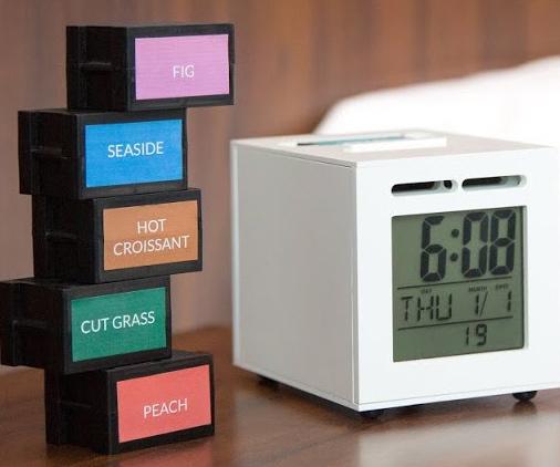 Smell Based Alarm Clock