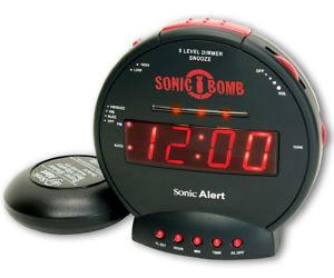 Sonic Bomb Ultra Loud Alarm Clock