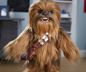 Miniature Interactive Chewbacca