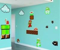 Mario Wall Decals - talentneeds.com