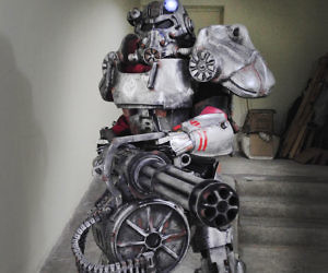 fallout t45d power armor