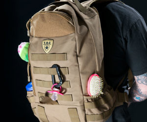 Tactical Baby Gear MOLLE Backpack