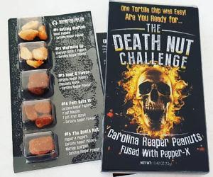 The Death Nut Challenge