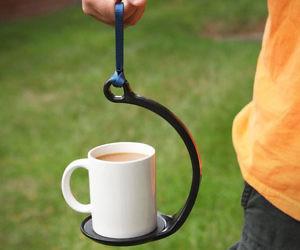 Spill Proof Mug Holder