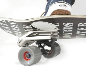 The Skateboard Surf Adapter