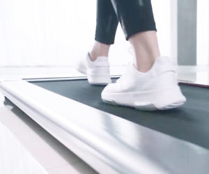 Ultra Thin Smart Treadmill