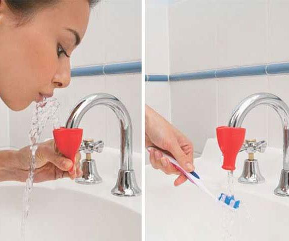 water fountain sink