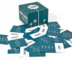 Word Mines Party Game