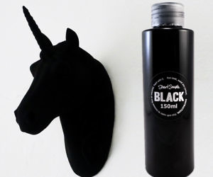 World's Mattest & Flattest Black Paint
