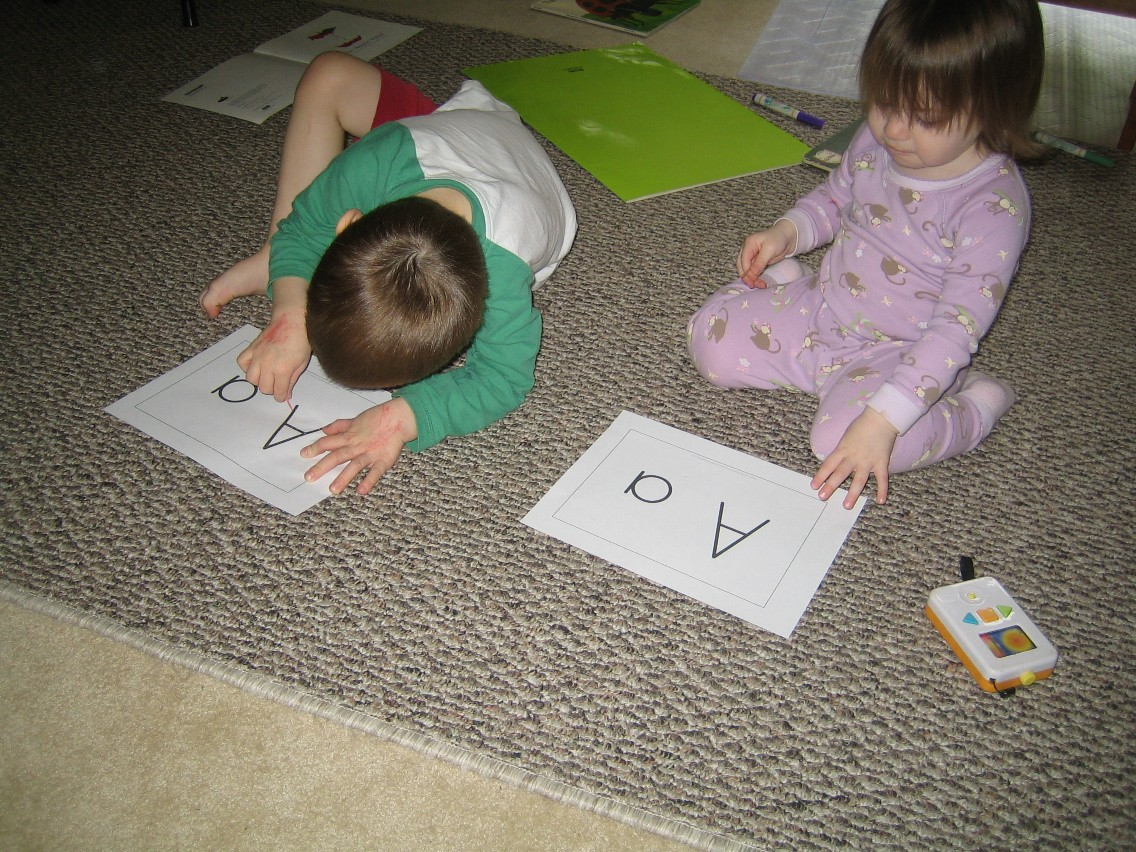 A Is For Apple Free Printables Included