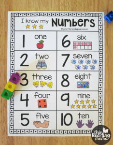 Printable number chart for numbers also this reading mama rh thisreadingmama