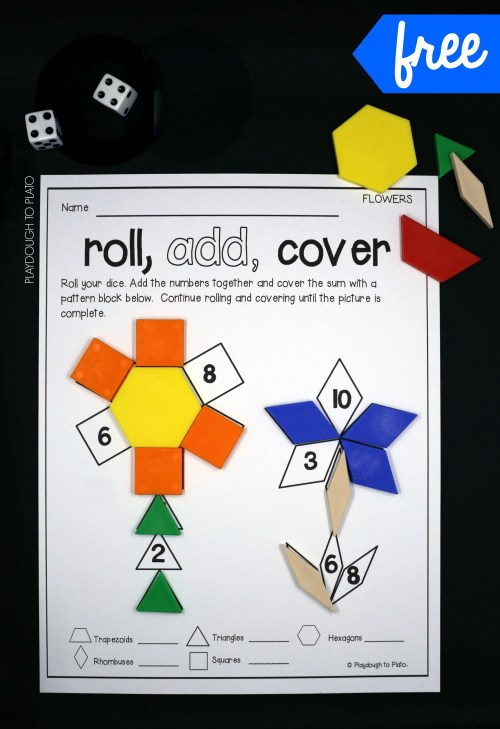 small resolution of FREE K-2 Math Activities - This Reading Mama